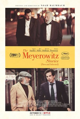 Meyerowitz Stories, The Poster