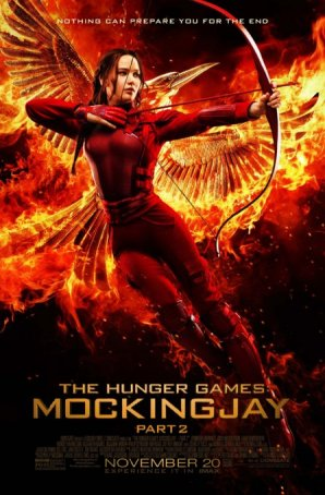 Hunger Games, The: Mockingjay Part 2 Poster