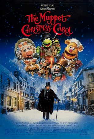 Muppet Christmas Carol, The Poster