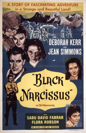 Black Narcissus Poster