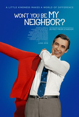 Won't You Be My Neighbor? Poster