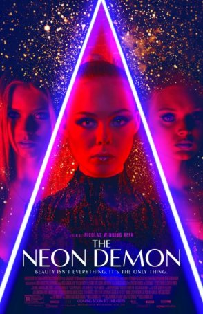 Neon Demon, The Poster