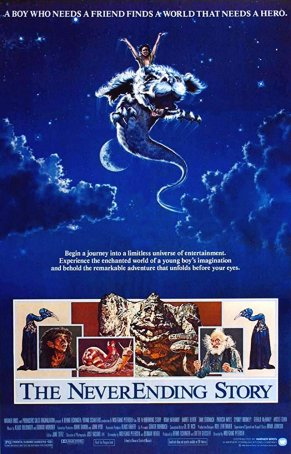 Neverending Story, The Poster