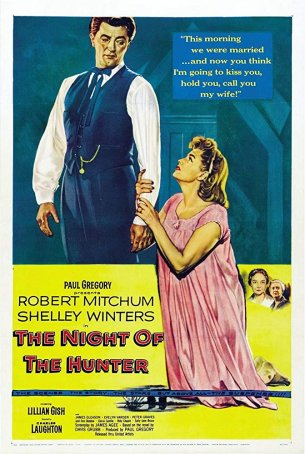 Night of the Hunter, The Poster