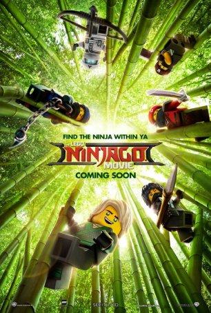 LEGO Ninjago Movie, The Poster