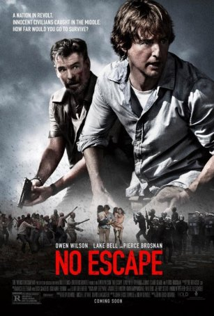 No Escape Poster