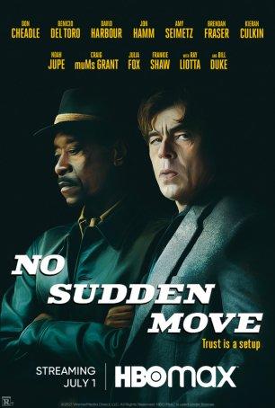 No Sudden Move Poster