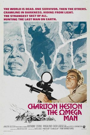 Omega Man, The Poster