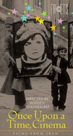 Once Upon a Time, Cinema Poster
