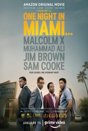 One Night in Miami | Reelviews Movie Reviews