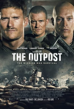 Outpost, The Poster