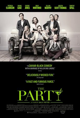 Party, The Poster