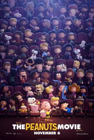 Peanuts Movie, The Poster