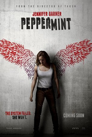 Peppermint Poster