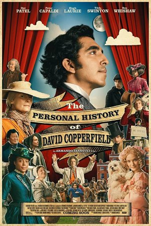 Personal History of David Copperfield, The Poster