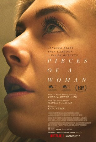 Pieces of a Woman Poster