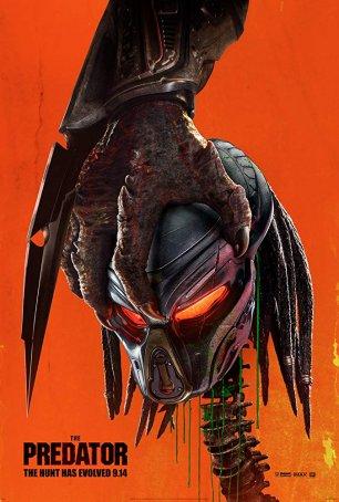 Predator, The Poster