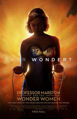 Professor Marston and the Wonder Women Poster
