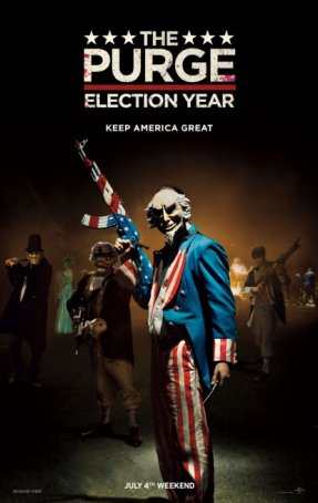 Purge, The: Election Year Poster