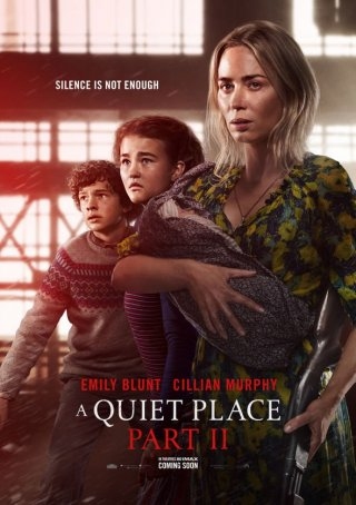 Quiet Place Part II, A Poster