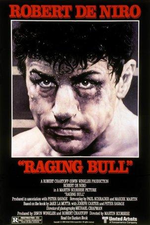 Raging Bull Poster