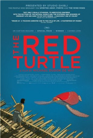 Red Turtle, The Poster