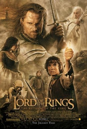 Lord of the Rings, The: The Return of the King Poster