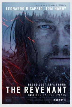 Revenant, The Poster