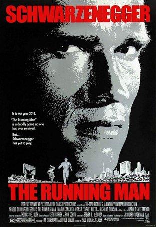 Running Man, The Poster