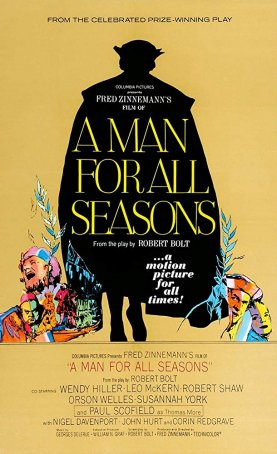 Man for All Seasons, A Poster