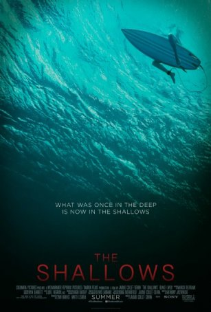 Shallows, The Poster