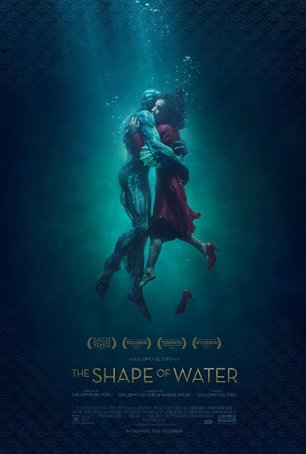Shape of Water, The Poster