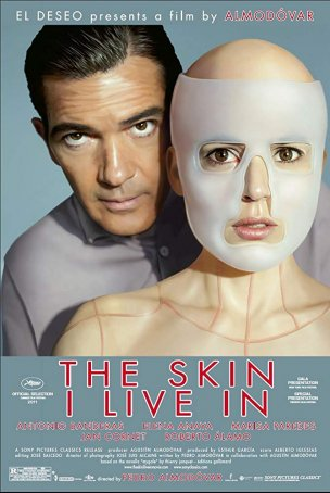 Skin I Live In, The Poster