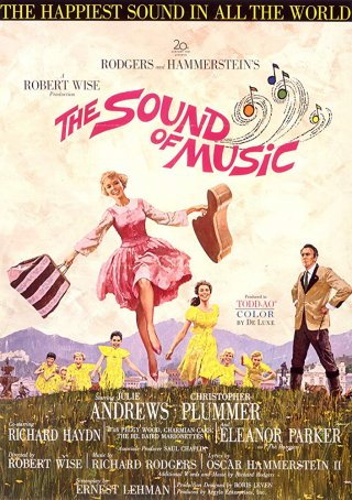 Sound of Music, The Poster