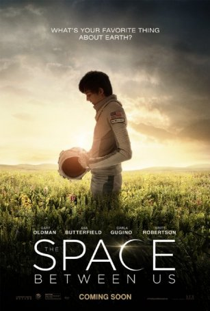 Space between Us, The Poster