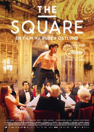 Square, The Poster