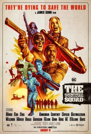 Suicide Squad, The Poster