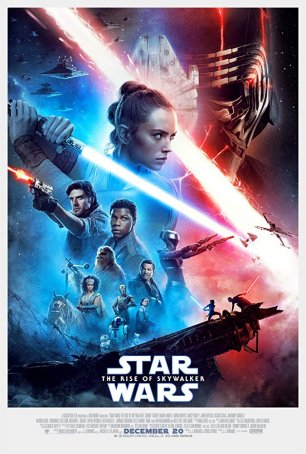 Star Wars The Rise Of Skywalker Reelviews Movie Reviews
