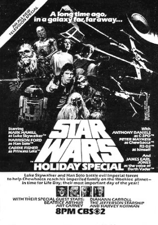 Star Wars Holiday Special, The Poster