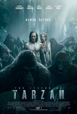 Legend of Tarzan, The Poster