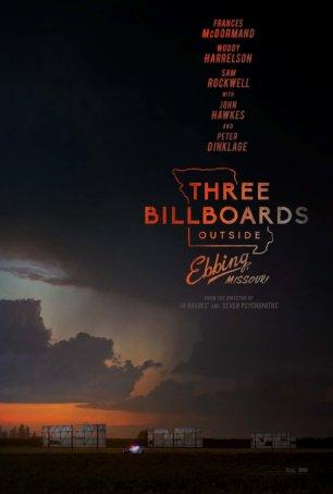 Three Billboards Outside Ebbing, Missouri Poster