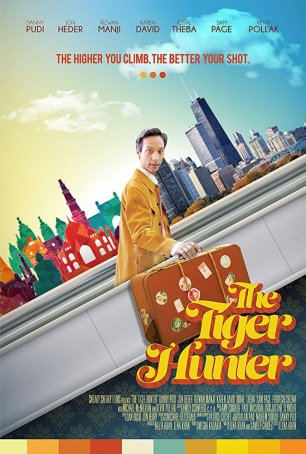 Tiger Hunter, The Poster