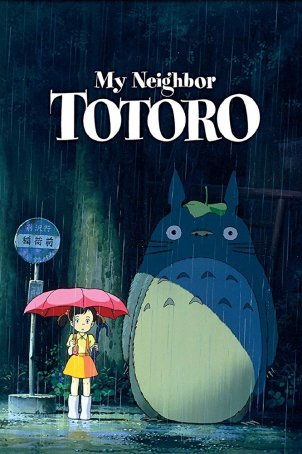 My Neighbor Totoro | Reelviews Movie Reviews