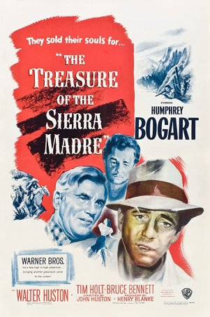 Treasure of the Sierra Madre, The Poster