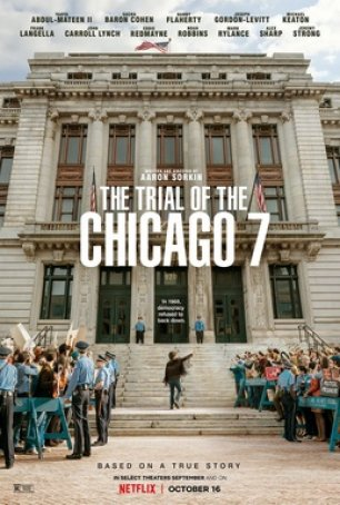 Trial of the Chicago 7, The Poster