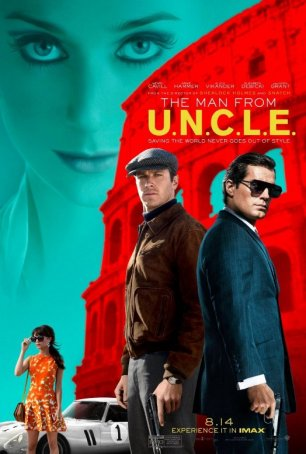 Man from U.N.C.L.E., The Poster