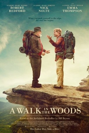 Walk in the Woods, A Poster