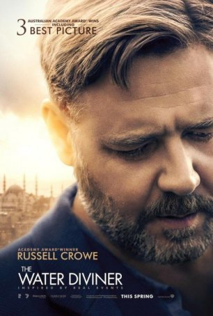 Water Diviner, The Poster