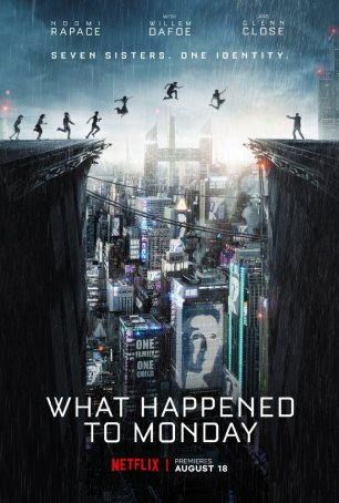 What Happened to Monday | Reelviews Movie Reviews