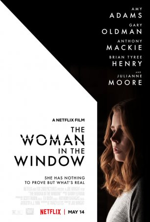 Woman in the Window, The Poster